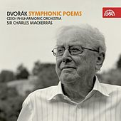 Dvorak:  Symphonic Poems by Czech Philharmonic Orchestra