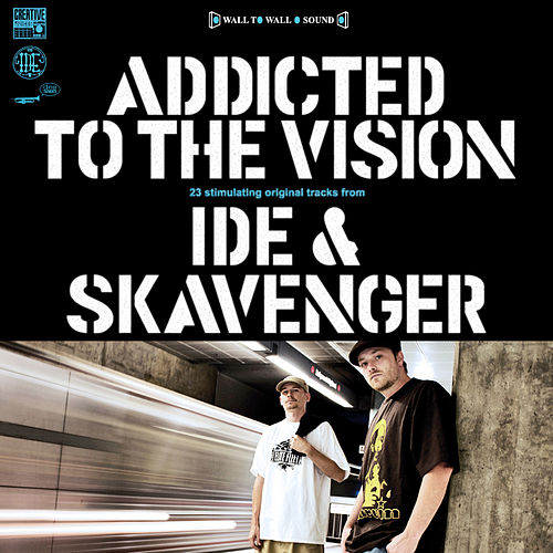 Addicted To The Vision by Various Artists