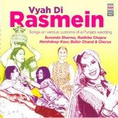Vyah Di Rasmein de Various Artists