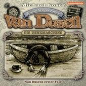 Folge 11: Van Dusens erster Fall von Professor Dr. Dr. Dr. Augustus van Dusen