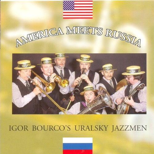 America Meets Russia by Igor Bourco's Uralsky Jazzmen