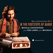 Music of Central Asia Vol. 9: In the Footsteps of Babur: Musical Encounters from the Lands of the Mughals by Various Artists