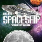 Spaceship by Diverse