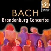 Bach - Brandenburg Concertos (Standing Ovation Series) von Various Artists