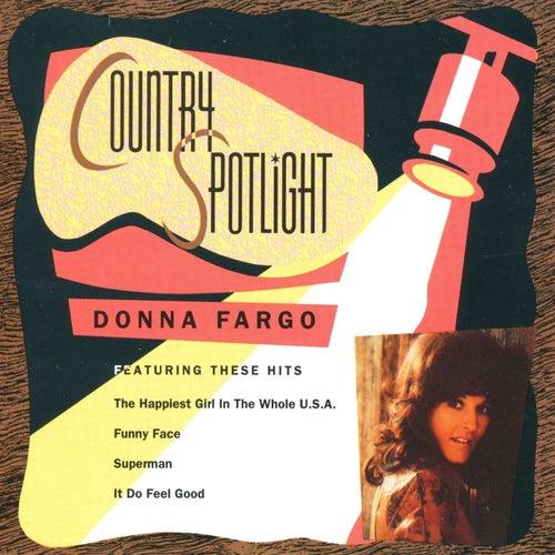 Country Spotlight by Donna Fargo