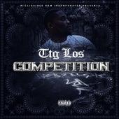 Competition the mixtape de Ttg Los