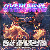 Overdrive Remixes de Space Laces