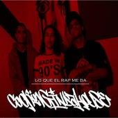 Lo Que El Rap Me Da Cookingindahouse von Elha De Fato
