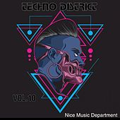 Techno District, Vol. 10 (Nice Music Department) by Various Artists
