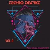 Techno District, Vol. 9 (Nice Music Department) de Various Artists