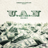 Up Ass Niggas, Vol. 1 by Conquer Or Starve