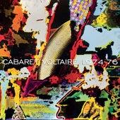 1974 - 76 von Cabaret Voltaire