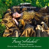Franz Schubert: Stringquartett D703 &D810 The Death and the Maiden (Classical Masterpieces) de Verdi Quartett