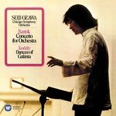 Bartók: Concerto for Orchestra - Kodály: Dances of Galánta by Seiji Ozawa