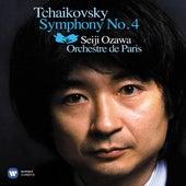 Tchaikovsky: Symphony No. 4, Op. 36 by Seiji Ozawa