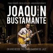 En Vivo Desde Thelonious Lugar de Jazz de Joaquín Bustamante
