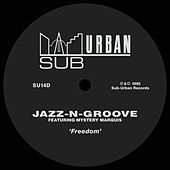 Freedom (feat. Mystery Marquis) de Jazz N' Groove