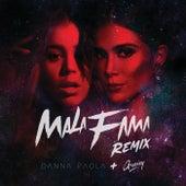 Mala Fama (Remix) by Danna Paola