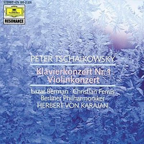 Tchaikovsky: Piano & Violin Concertos by Various Artists