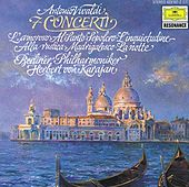 Vivaldi: Concertos by Berliner Philharmoniker