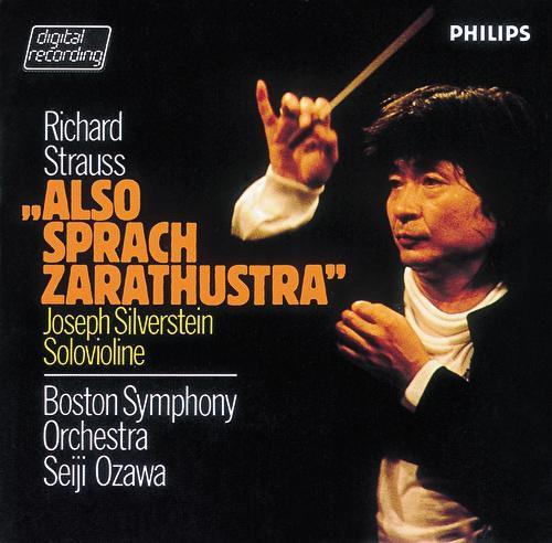 Strauss, R.: Also sprach Zarathustra by Joseph Silverstein