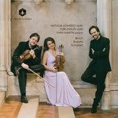 Bruch, Brahms & Schubert: Chamber Works de Natalia Lomeiko