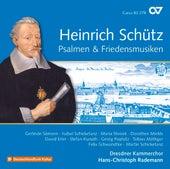 Schütz: Complete Recording, Vol. 20 — Psalmen & Friedensmusiken de Various Artists