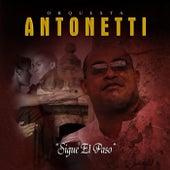 Sigue el Paso de Orquesta Antonetti