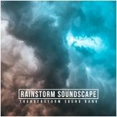 Rainstorm Soundscape de Thunderstorm Sound Bank