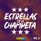 Estrellas de la Champeta (Vol. 3) di Various Artists
