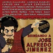 Brindando a José Alfredo Jiménez de Various Artists