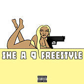 She A 9 Freestyle by Penny Diamond