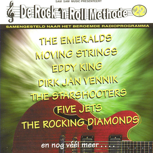 De Rock 'n Roll Methode Vol. 22 by Various Artists
