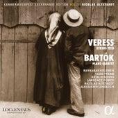 Veress String Trio / Bartók Piano Quintet by Vilde Frang