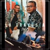 La Travesía (The Mixtape Vol. 2) by DJ Pupo Beats