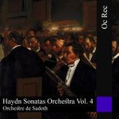 Haydn Sonatas Orchestra Vol. 4 de Orchestre de Sadoth