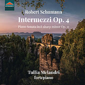 R. Schumann: Intermezzi Op. 4 & Piano Sonata in F-Sharp Minor, Op. 11 de Tullia Melandri