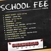 School Fee Riddim de Various Artists