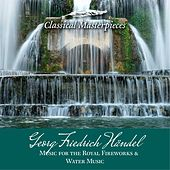 Georg Friedrich Händel: Music for the Royal Fireworks&Water Music (Classical Masterpieces) de Academy Of St. Martin-In-The-Fields (1)