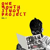 ONE MONTH STUDY PROJECT vol. 1 by Various Artists
