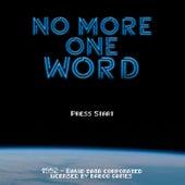 No More One Word von Bavid