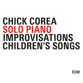 Piano Solo by Chick Corea
