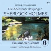 Sherlock Holmes: Ein sauberer Schnitt (Die Abenteuer des jungen Sherlock Holmes 6) von Sherlock Holmes