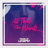 All That She Wants by Sound Of Legend