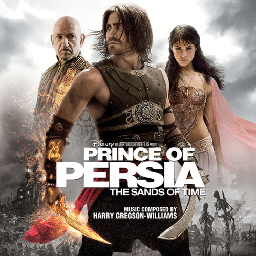 Prince of Persia: The Sands of Time by Harry Gregson-Williams