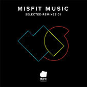 Misfit Music: Remixed 01 - EP von Various Artists