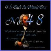 Bach In Musical Box 48 / Keyboard Arrangements Of Concertos Bwv 986 - 987 by Shinji Ishihara