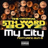 My City by 5th Ward Boyz