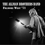 Don't Keep Me Wonderin' (Live at Fillmore West, San Francisco, Ca 1/29/71) by The Allman Brothers Band