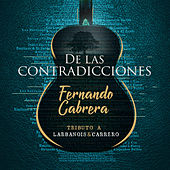 De las Contradicciones de Fernando Cabrera